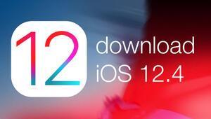 iOS 12.4 güncellemesi yayında Yükleyince neler gelecek