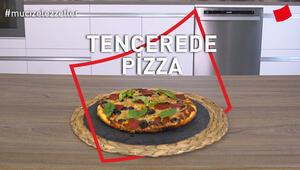 Tencerede Pizza   Mucize Lezzetler