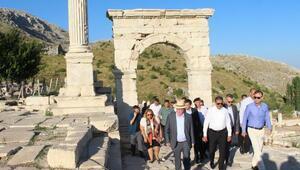Burdur 1.5 milyon turist hedefliyor