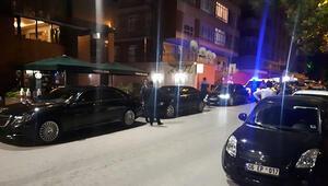 Son dakika Diplomata komşu kurşunu... Emekli albay müsteşarı vurup intihar etti
