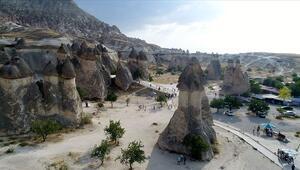Dronelar Kapadokya semalarında uçacak