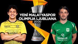 Yeni Malatyaspor ilk Avrupa sınavında iddaada galibiyetlerine...