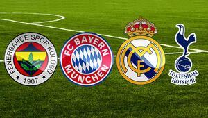AUDİ Cup maçları ne zaman Bayern Münih-Fenerbahçe maçı saat kaçta ve hangi kanalda