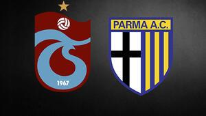 Trabzonspor - Parma maçı hangi kanalda, saat kaçta