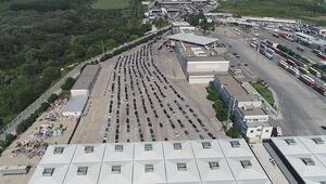 128 bin araçla 560 bin gurbetçi...