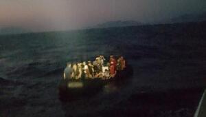 Bodrum ve Datçada 78 kaçak göçmen yakalandı