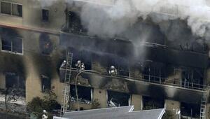 Japonyadaki yangında ölü sayısı 35e yükseldi