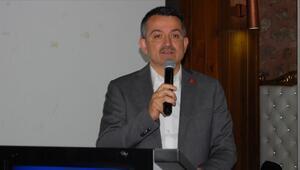Bakan Pakdemirli: Türkiyenin daha hızlı koşması gerekiyor