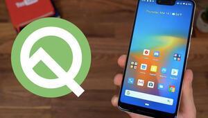 Android Q güncellemesini hangi telefonlar alacak