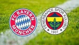 CANLI Bayern Münih - Fenerbahçe