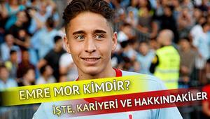 Galatasarayın yeni transferi Emre Mor kimdir