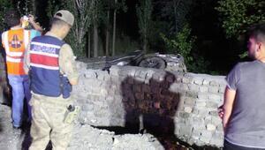 Jandarma Uzman Çavuş kazada yaşamını yitirdi