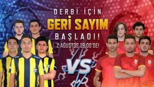 Galatasaray Espor–1907 Fenerbahçe derbisinde rövanş zamanı