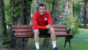 Çaykur Rizespor'da Samudio iddialı