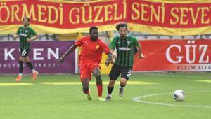 Yukatel Denizlispor - Göztepe: 0-0