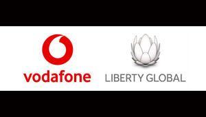 Liberty Global, 18.4 milyar Euro'ya Vodafone'un