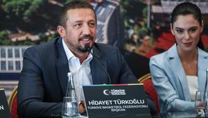 TBF Başkanı Hidayet Türkoğlu: Takımın istek ve arzusu bizi heyecanlandırıyor