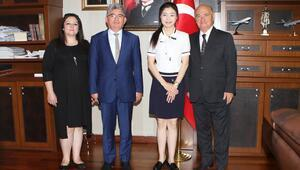 Çin'in pilotlarının eğitim rotası Ankara