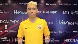 Galatasaray Emre Moru bu video ile açıkladı