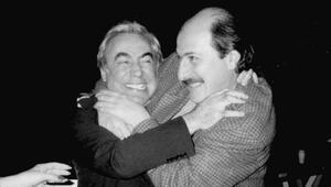 Emel Sayın'la beni o halde görünce Şener Şen yere düştü Gösteri dünyasının kara kutusu Mustafa Oğuz anlattı...