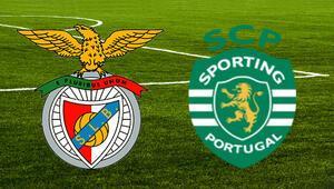 Benfica Sporting Lisbon maçı ne zaman saat kaçta hangi kanalda
