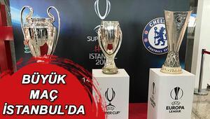UEFA Süper Kupa maçı ne zaman