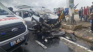 Feci kazada 3 kişi yaşamını yitirdi