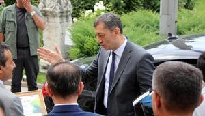 Milli Eğitim Bakanı Selçuk, Boluda