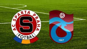 Sparta Prag Trabzonspor maçı ne zaman saat kaçta hangi kanalda