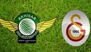 Akhisarsporla Galatasaray, TFF Süper Kupa için sahada