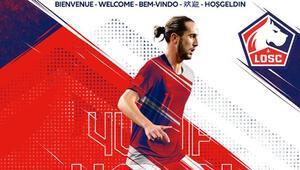 Son dakika: Lille Yusuf Yazıcı transferini resmen açıkladı