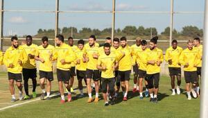 Malatyaspor Partizan maçına kilitlendi