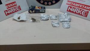 Uyuşturucu satıcılarına yönelik operasyon: 9 gözaltı