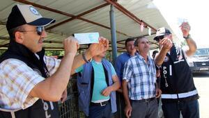Polis, kurbanlık satıcılarını sahte paraya karşı bilgilendirdi
