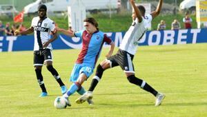 Trabzonsporun Avrupa yolculuğu Pragda başlıyor