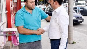 Konya Büyükşehir Belediye Başkanı Altay, Aşkla çalışmaya devam edeceğiz