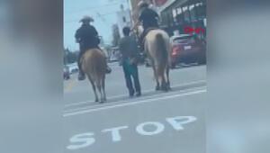 ABD polisinin gözaltı tekniği tepki çekti