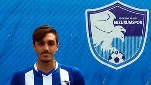 Son 3 yılda 100den fazla golü var 16 yaşındaki Serhan, Erzurumsporda...