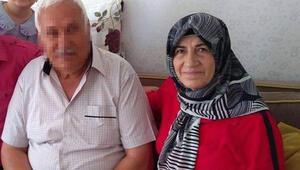 77 yaşında eş katili oldu