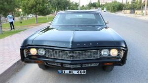 Süleyman Demirelin ilk otomobili, Niğdede satışta