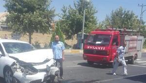 Kovancılarda kaza: 3 yaralı