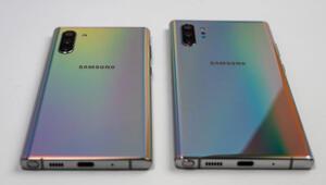 Samsung Galaxy Note 10 ve Galaxy Note 10 Plus Türkiye fiyatı açıklandı