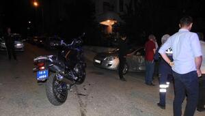 Yunus ekibi, şüpheli araç takibinde kaza yaptı: 1i polis, 2 yaralı