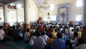 Şemdinlide yaz Kuran kursları kapanış programı düzenlendi