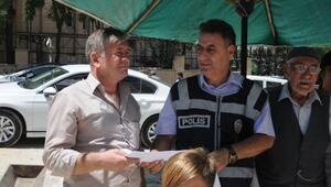 Mardinde hayvan satıcılarına uygulamalı sahtecilik uyarısı