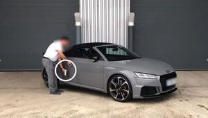 Anahtarsız arabalar nasıl 10 saniyede çalınabiliyor