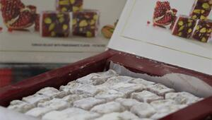 Saray mutfağından gelen lezzet: Narlı fıstıklı lokum