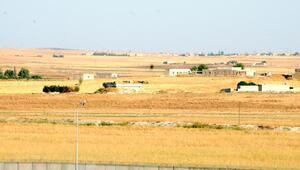 Tel Abyadda terör örgütü yeni mevzi kazmaya devam ediyor