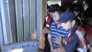 Zehirlenme şüphesiyle tedaviye alınan mahkumlardan 28i taburcu edildi