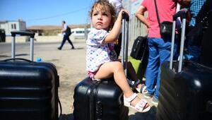 Cilvegözünden 38 bin Suriyeli bayram için ülkesine gitti